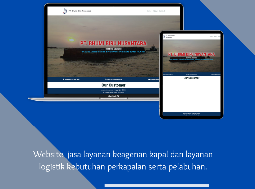 PT. Bhumi Biru Nusantara